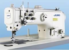 Фото: Двухигольная машина челночного стежка Juki LU 2868AL-70BBS