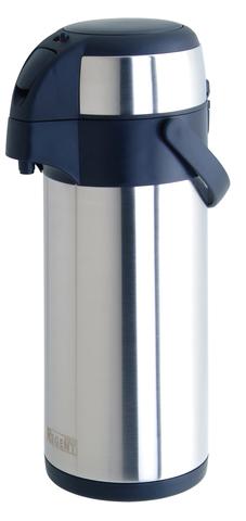 Термос с насосом