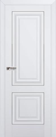 Дверь Profil Doors №27 U, цвет аляска, глухая