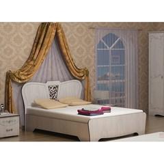 Кровать на 1,2 м ОЛЬГА 12 ЛДСП