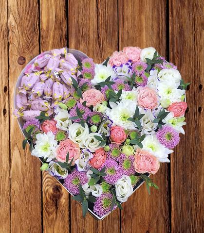 Цветы и конфеты #29701