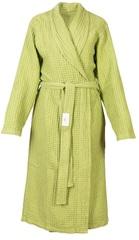 Элитный халат вафельный Pousada 165 Apple Green от Abyss & Habidecor