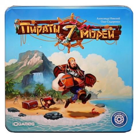 Настольная игра Пираты Семи Морей