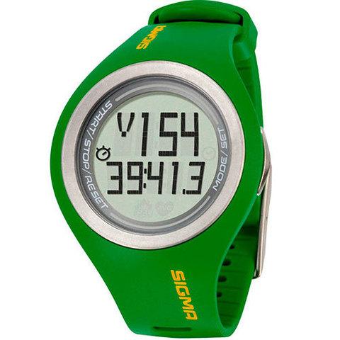 Купить Наручные часы Sigma 22133 с пульсометром PC 22.13 Man Green по доступной цене