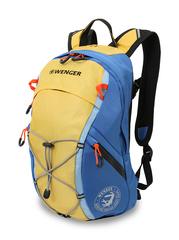 Рюкзак WENGER, цвет желтый/синий (3053347402)