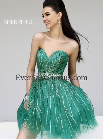 Sherri Hill 8522