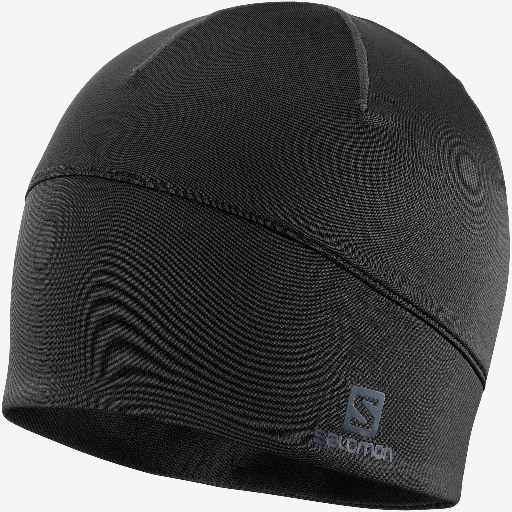 Спортивные шапки Шапка Salomon Active Beanie Black active-beanie__LC1219300.jpg
