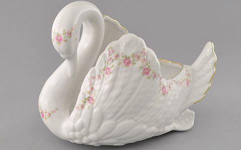 Лебедь-конфетница Leander