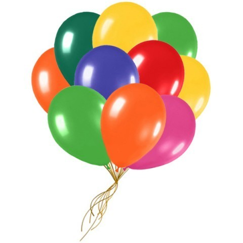 шарики с гелием с доставкой дешево