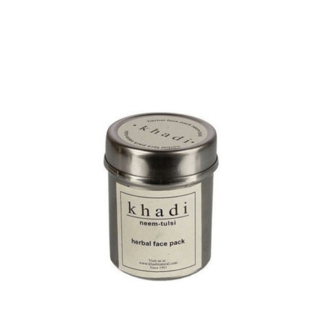 Ним и Тулси убтан для лица Khadi Natural, 50 гр