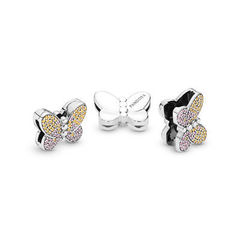 Reflexions Bedazzling Butterfly Clip Charm