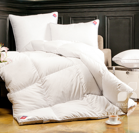 Одеяла и Подушки Одеяло Лоретта пух категория Экстра Стандартное. одеяло_лоретта1.jpg