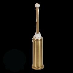 Ершик напольный, колба металл Migliore Provance ML.PRO-60.543 керамика с декором