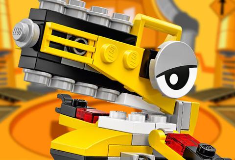 LEGO Mixels: Вуззо 41547