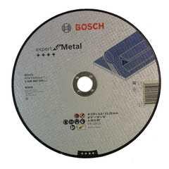 Отрезной круг 230х3х22,23 по металлу BOSCH