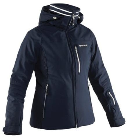 Женская горнолыжная куртка 8848 Altitude Leonor (navy)