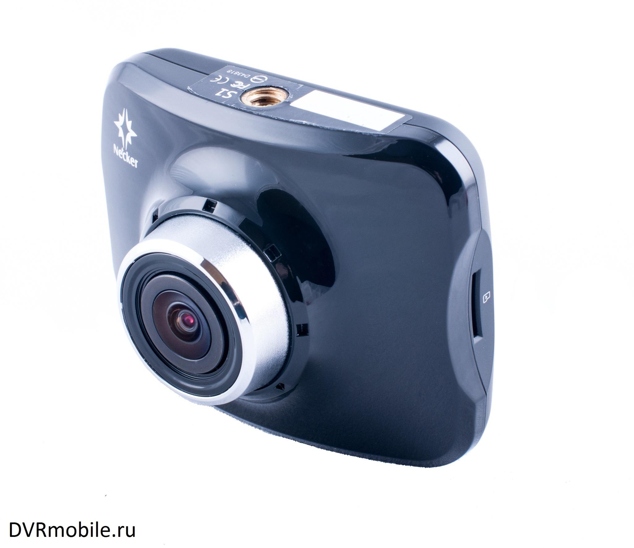 Автомобильный видеорегистратор Necker S1