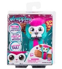 Интерактивная игрушка-браслет питомец Рэпплс Флутта - Flutta Little Live Pets Wrapples, Moose