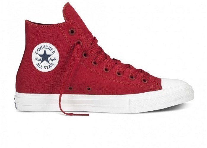 CONVERSE CHUCK TAYLOR ALL STAR II HIGH (002)
