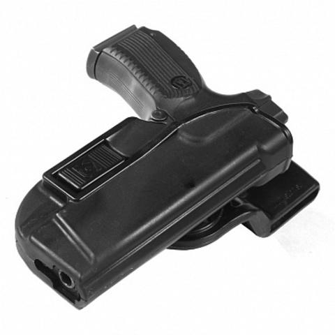 Кобура пластиковая для пистолета Ярыгин Альфа с выносным креплением Стич Профи