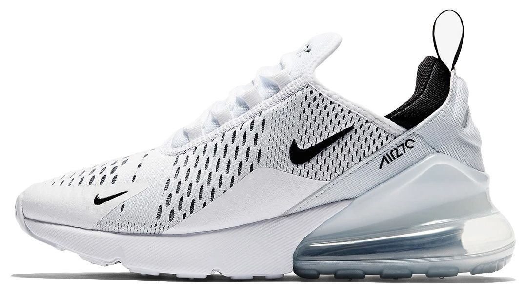 Nike Air Max 270 (White/Black) (013)