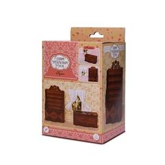 ЯиГрушка Кухня (кухонный гарнитур, буфет)(коричневый) арт. 59414