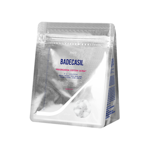 Очищение 23 years old Badecasil Peelingderm Cotton Ultra+ 250ml