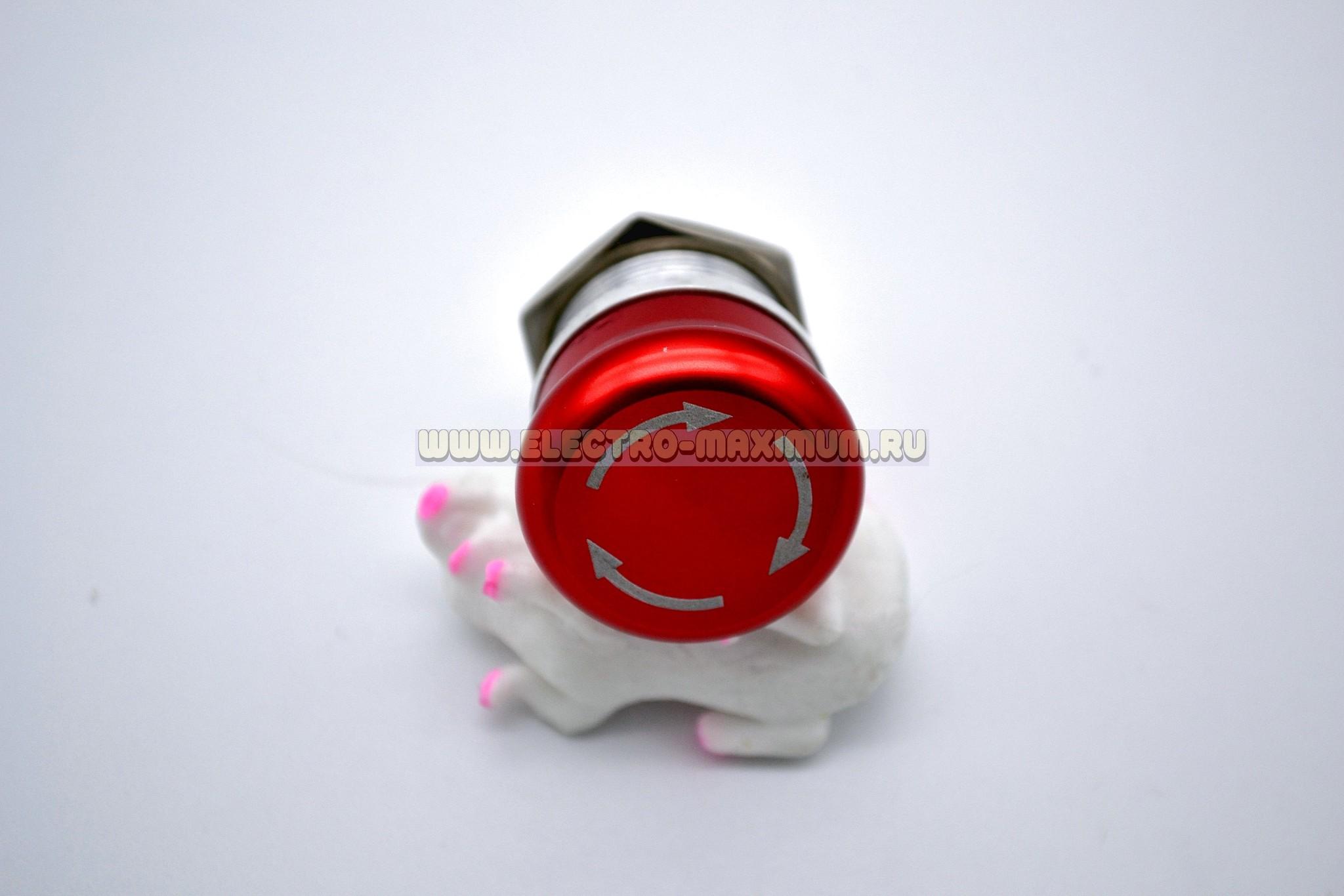 Аварийная кнопка IB22S-ES11/N