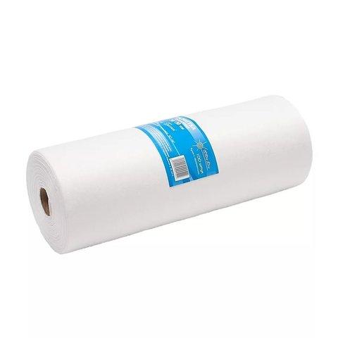 Салфетка Выбор белая рол 30*30 100шт/рул