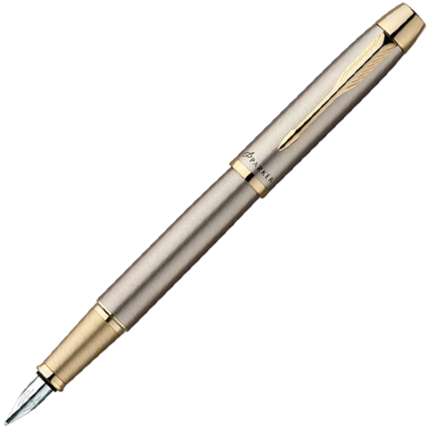Parker IM Metal F223 Brushed Metal GT