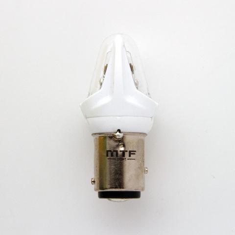 Светодиодная лампа MTF P21/5W белая