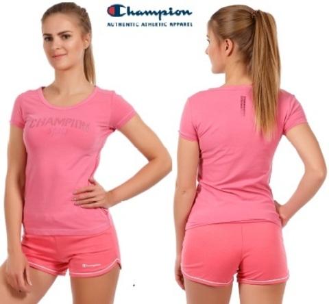 футболка и шорты женские Champion