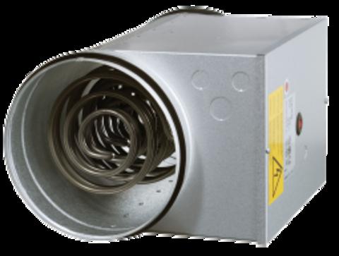 Канальный нагреватель Systemair CB 125-0,6 230V/1 Duct heater для круглых каналов