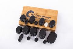 Набор из 45 камней для массажа