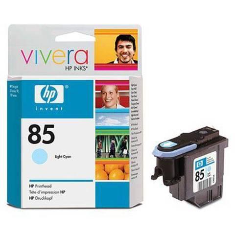 HP C9423A (№85) light cyan (светло голубой) Printhead