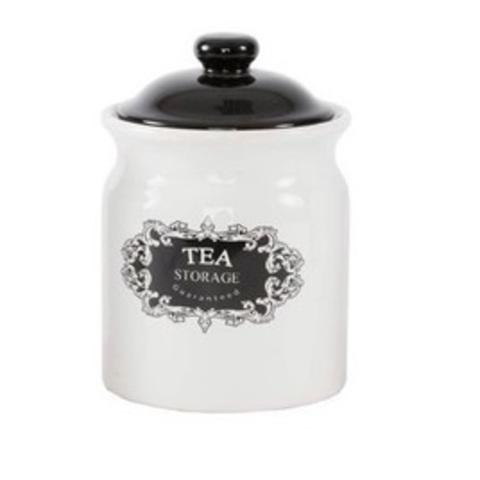 Банка для чая