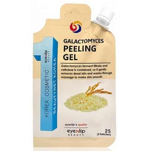 EYENLIP POCKET Пилинг-гель для лица GALACTOMYCES PEELING GEL 25гр
