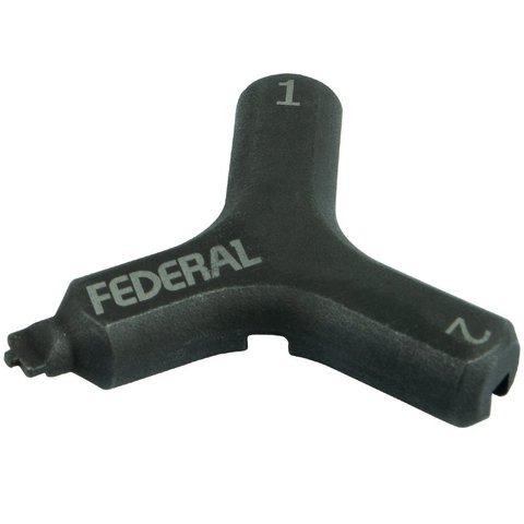 Спицевой ключ Federal Stance Черный