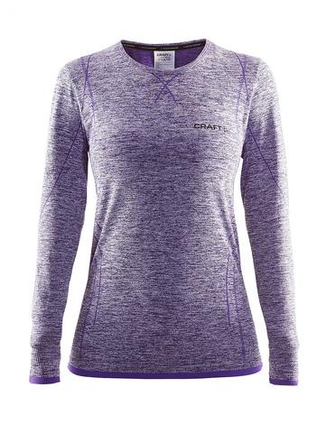 Термобелье рубашка женская Craft Comfort (purple)
