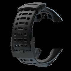 Ремешок для часов Suunto Ambit3 Peak (черный силиконовый) SS021085000
