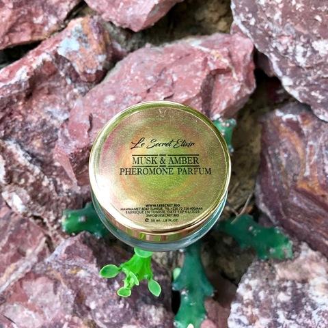 Oriental Organic Бальзам парфюмированный с Феромонами