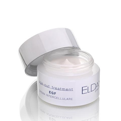 Крем активный регенерирующий Eldan Premium Age-out Treatment EGF Intercellular Cream 50мл