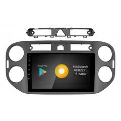 Штатная магнитола на Android 8.1 для Volkswagen Tiguan Roximo S10 RS-3704