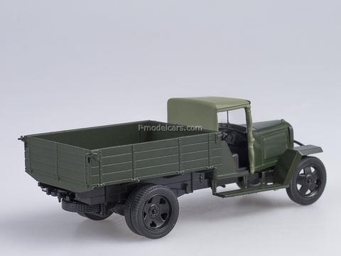 GAZ-MM 1941 dark green 1:43 Nash Avtoprom
