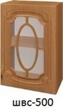 Шкаф верхний стекло ШВС 500