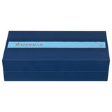 Роллер Waterman Carene Obsession Blue Lacquer/Gunmetal Fblack (1904560)