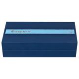 Роллер Waterman Carene Obsession Blue Lacquer/Gunmetal Fblack (1904560)