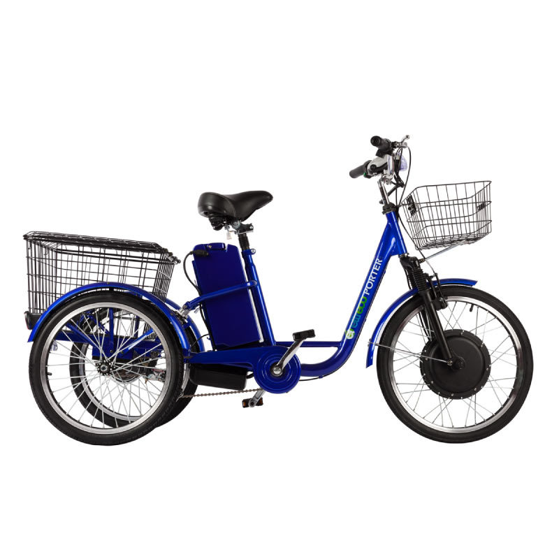 Трицикл GM Porter - Велогибриды, артикул: 780630