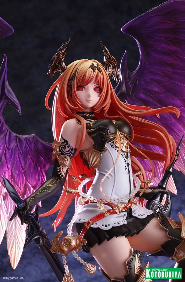 Rage of Bahamut - Dark Angel Olivia Ani-Statue