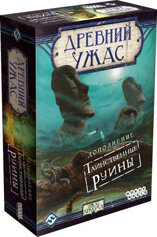 Древний Ужас: Таинственные Руины / Eldritch Horror: Strange Remnants